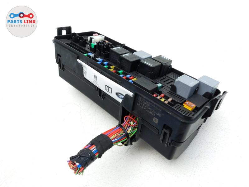 [SCHEMATICS_49CH]  2016-2017 RANGE ROVER SPORT L494 3.0L GAS RIGHT QUARTER FUSE BOX POWER  RELAY ECM - PARTS LINK ENT   Rover 800 Fuse Box      Parts Link Enterprise