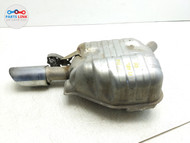 11-12 AUDI A8L D4 4.2L REAR RIGHT PASSENGER EXHAUST MUFFLER BAFFLE TAIL PIPE TIP