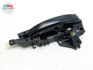 2011-2014 AUDI A8 A8L S8 D4 REAR LEFT OUTER DOOR HANDLE GRIP GRAB OPENER ASSY LH