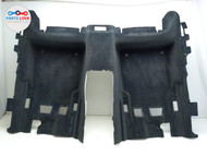 2011-2012 AUDI A8L D4 4H LWB LONG REAR FLOOR CARPET MAT CARPET COVER MAIN LINER