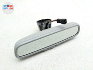 2011-2014 AUDI A8 A8L S8 D4 FRONT WINDSHIELD REARVIEW MIRROR AUTO DIMM COMPASS