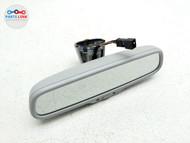 2011-2014 AUDI A8 A8L S8 D4 FRONT WINDSHIELD REARVIEW MIRROR AUTO DIMM COMPASS #AU061819