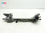 2016-2017 RANGE ROVER SPORT L494 DRIVER POWER STEERING GEAR RACK HOUSING BODY LH