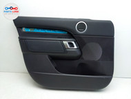 17-19 LAND ROVER DISCOVERY L462 FRONT LEFT DRIVER DOOR TRIM PANEL COVER HANDLE