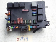 07-08 MERCEDES CL600 W216 TRUNK REAR ELECTRICAL RELAY FUSE BOX JUNCTION BLOCK #CL101514