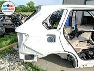 2014-2018 BMW X5 XDRIVE F15 REAR PASSENGER SIDE QUARTER BODY CUT STRUCTURE PANEL