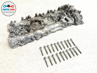 15-18 MERCEDES CLS63S AMG W218 5.5L M157 LEFT ENGINE VALVE CYLINDER HEAD COVER