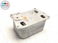 14-17 MERCEDES CLS63 AMG S W218 ENGINE MOTOR OIL COOLER RADIATOR HEAT CHILLER #CL081619