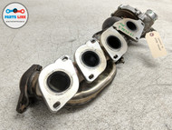 15-18 MERCEDES CLS63S AMG W218 5.5L M157 RIGHT TURBO CHARGER W/MANIFOLD PIPE 12K