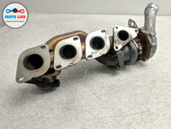 15-18 MERCEDES CLS63S AMG W218 5.5L M157 LEFT DRIVER TURBO CHARGER MANIFOLD 12K
