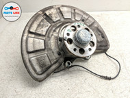 15-18 MERCEDES CLS63S AMG W218 FRONT RIGHT SPINDLE KNUCKLE HUB BEARING 12K ASSY