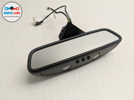 2015-2017 MERCEDES CLS63 AMG S W218 FRONT UPPER WINDSHIELD REAR VIEW MIRROR E550 #CL081619