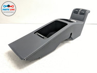 14-17 MERCEDES CLS63 W218 REAR CENTER CONSOLE BOX VENT GRILL CUP HOLDER CLS550 #CL081619