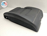 14-17 MERCEDES CLS63 AMG S W218 REAR ROW RIGHT SEAT UPPER BACK REST PAD COVER #CL081619