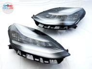 17 18 19 20 TESLA MODEL 3 HEADLIGHT LAMP RIGHT PASSENGER LEFT DRIVER SET-2 PAIR #TS082820
