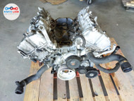 14-16 BMW X5 F15 4.4L V8 50I XDRIVE GAS TWIN TURBO ENGINE MOTOR BLOCK HEADS 68K