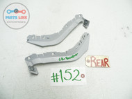 RANGE ROVER EVOQUE 2PCS REAR OUTER BUMPER BRACKET SET OF 2 RIGHT LEFT OEM