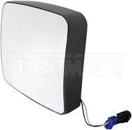 New Mirror Spotter Glass Heated LH RH for Freightliner Columbia M2 106 112 #NI122320