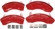 Dorman 11-0006F Brake Caliper Cover For 11-17 Terrain Caprice Camaro Equinox #NI011521
