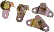 4 Piece Dorman 38642 Tailgate Hinge Insert for 99-07 Silverado Sierra H1 H2 H3 #NI031621