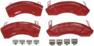 Dorman 11-0005F Brake Caliper Aesthetic Cover For 07-17 Durango Dakota Ram Aspen #NI020321
