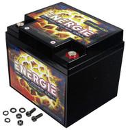 Energie PR2400 2400 Watt Car Audio Power Cell Bettery 12V Sealed Reikken 50 Ah #NI030221