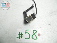 07 BMW X5 E70 HEADLIGHT HEAD LIGHT LAMP AIM LEVEL SENSOR REAR OEM