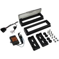 Pac HDK001X Radio CD Player Stereo Weatherproof Cover For 98-13' Harley Davidson #NI101920