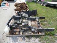 05-09 LAND ROVER LR3 FRONT CRADLE CROSSMEMBER SUSPENSION FRAME CUT SECTION LR4 #LR092415