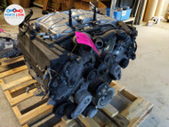2014-2015 RANGE ROVER L405 3.0L V6 GAS SUPERCHARGED ENGINE MOTOR ASSEMBLY VIN W #RR032421