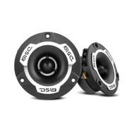 2) DS18 PRO-TWX1 240 Watt Super Bullet Car DJ Audio Tweeters Aluminum 4 Ohm #NI062121