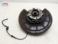 2014-16 MASERATI GHIBLI REAR LEFT DRIVER SPINDLE KNUCKLE WHEEL HUB ASSEMBLY M157 #MZ100920