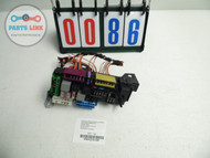 2010-2011 MERCEDES E63 W212 AMG ELECTRICAL RELAY FUSE BOX JUNCTION BLOCK E350 #MB032516