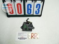 MERCEDES E63 W212 AMG RIGHT REAR DOOR CONTROL MODULE PASSENGER SIDE OEM