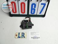 MERCEDES E63 W212 AMG LEFT REAR DOOR CONTROL MODULE DRIVER SIDE OEM