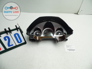 MERCEDES E63 W212 AMG SPEEDOMETER GAUGE INSTRUMENT ODOMETER CLUSTER WOOD TRIM