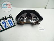 11 MERCEDES E63 W212 AMG SPEEDOMETER GAUGE INSTRUMENT ODOMETER CLUSTER WOOD TRIM #MB032516