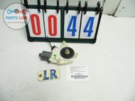 MERCEDES E63 W212 AMG DOOR GLASS WINDOW REGULATOR MOTOR ASSEMBLY LEFT REAR OEM