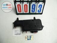 2010-2013 MERCEDES E63 W212 AMG LEFT FRONT VACUUM PUMP COMPRESSOR TANK STORAGE #MB032516