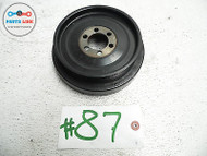 09-10 BMW 335 335XI X-DRIVE E92 COUPE HARMONIC BALANCER CRANK SHAFT PULLEY WHEEL