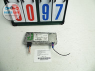 MERCEDES E63 W212 AMG SIRIUS SATELLITE RADIO CONTROL MODULE OEM