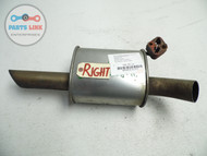 RANGE ROVER SPORT 5.0L EXHAUST PIPE RIGHT MUFFLER OEM