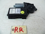 2004 04 AUDI A8 A8L DOOR POWER WINDOW MOTOR REAR RIGHT 4E0959802A THRU VIN 27999