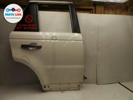 06-13 RANGE ROVER SPORT RIGHT REAR PASSENGER DOOR SHELL FRAME SKIN HANDLE OPENER #RR121016