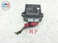 AUDI A5 COUPE RIGHT FRONT PASSENGER UNDER DASH HEADLIGHT RANGE CONTROL MODULE