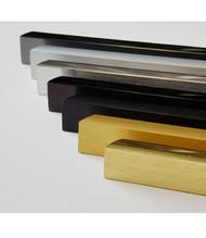 "12"" Sectional Metal Frame - Minimal Flat Top (2pcs)"