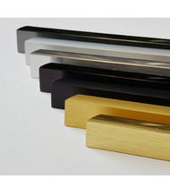 "13"" Sectional Metal Frame - Minimal Flat Top (2pcs)"