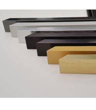 """25"""" Sectional Metal Frame - Flat Top (2pcs)"""