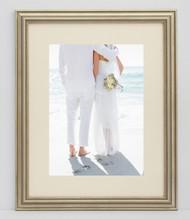 14x14 Delicate Silver Frame