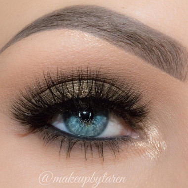 Maya lashes by makeupbytaren